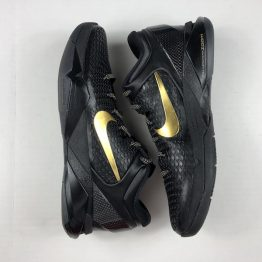 Nike Kobe VII Elite Low Black/Gold